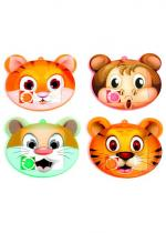 Deguisement Jeu De Patience Animal 5Cm Assortis