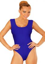 Deguisement Body Adulte Sans Manches Bleu Vêtements Divers