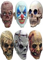 Deguisement Assortiment De Masques Halloween