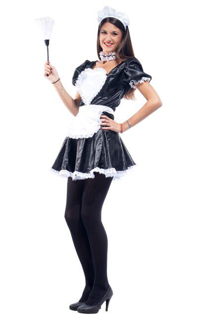 costume sexy soubrette deguisement adulte femme sexy le. Black Bedroom Furniture Sets. Home Design Ideas