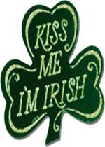 Deguisement Boutonni�re Irish