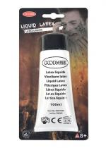 Deguisement Tube Latex 100 Ml Maquillage Halloween