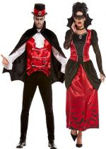 Deguisement Couple Des Vampires Halloween En Couple