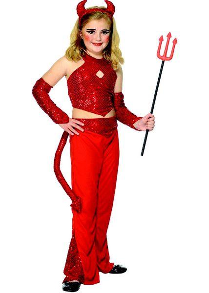 Deguisement Diablotine Enfant Costume Chargement