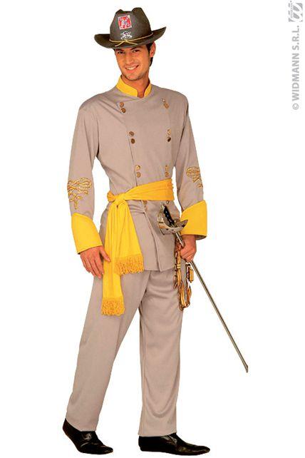 Costume g n ral sudiste deguisement adulte homme le - Costume original homme ...
