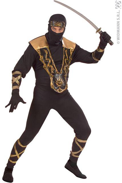 Deguisement Adulte Homme Le Ninja Dragon WDHe9bYIE2