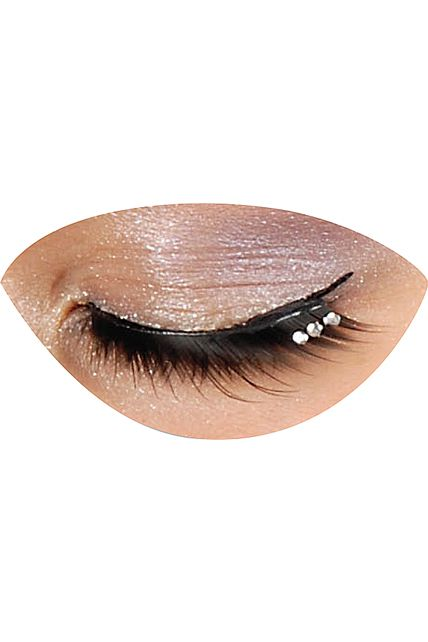 faux cils strass et colle maquillage faux cils yeux le. Black Bedroom Furniture Sets. Home Design Ideas