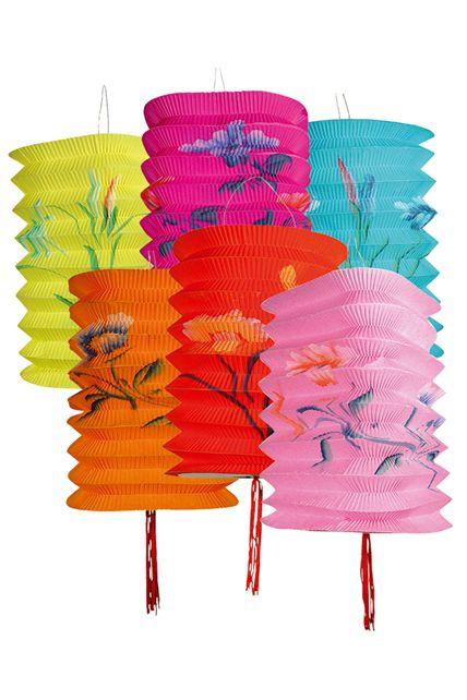Lanternes chinoises - Lanterne chinoise papier ...