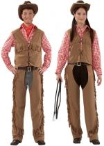 Deguisement Couple de Cowboy En Couple