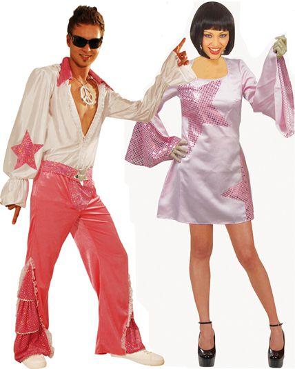 Couple disco dancer deguisement adulte en couple le - Aurelien cotentin en couple ...