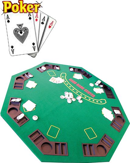 Table plateau de poker tiffany poker chip charm