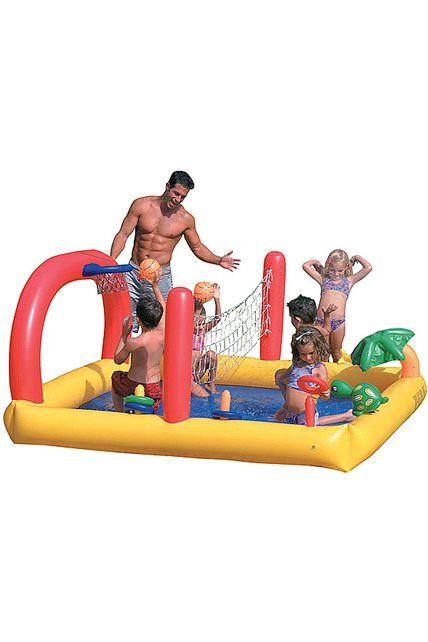 aire jeux piscine gonflable kermesse jeux de plage jeux plein air le. Black Bedroom Furniture Sets. Home Design Ideas