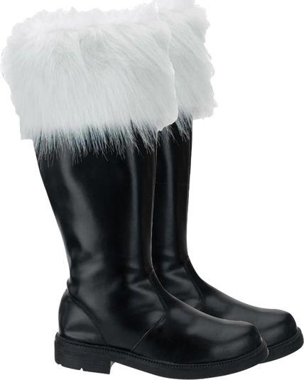 botte de p re no l fourrure accessoires chaussures et chaussettes le. Black Bedroom Furniture Sets. Home Design Ideas