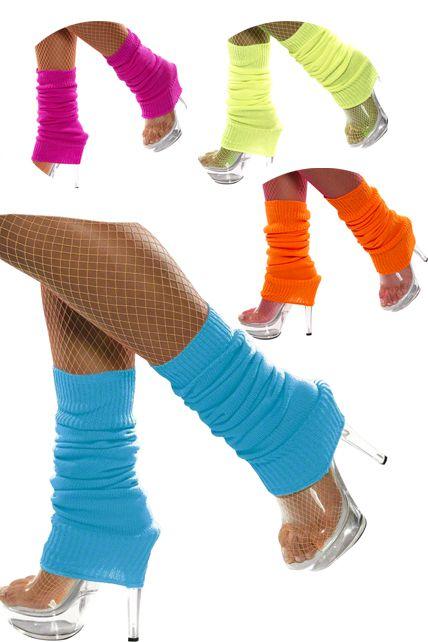 chaussette danse 80 39 s fluo accessoires chaussures et. Black Bedroom Furniture Sets. Home Design Ideas