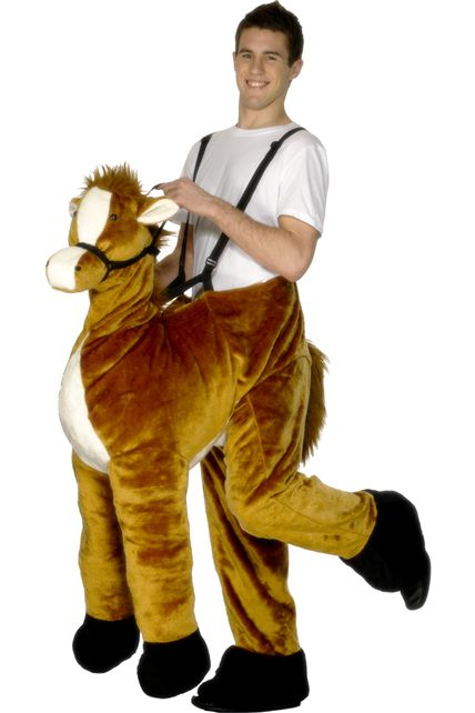 costume cheval 4 pattes deguisement adulte mascottes animaux le. Black Bedroom Furniture Sets. Home Design Ideas