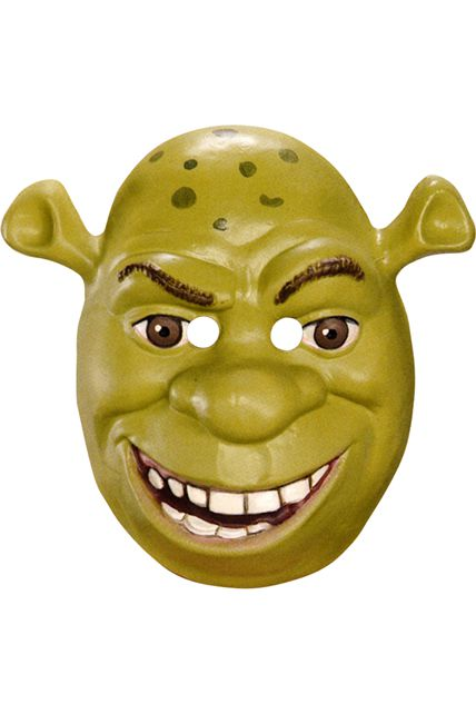 Masque shrek masques enfants le - Le noel de shrek ...