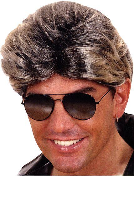 Perruque George Michael Meche Accessoire Chargement
