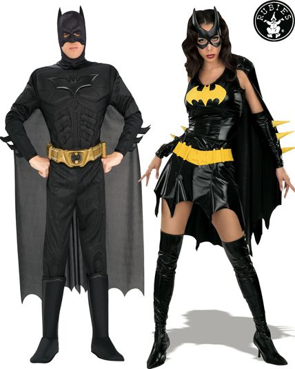 couple batman deguisement adulte en couple le. Black Bedroom Furniture Sets. Home Design Ideas
