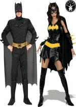 Deguisement Couple Batman