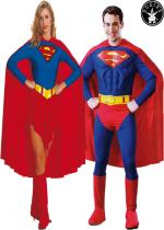 Deguisement Couple Superman En Couple