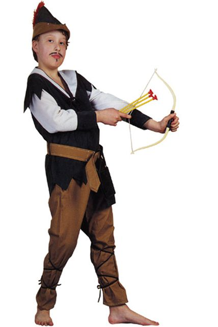 Deguisement Hood Enfant Deguisement Enfant Le Deguisement com # Déguisement Robin Des Bois Garçon