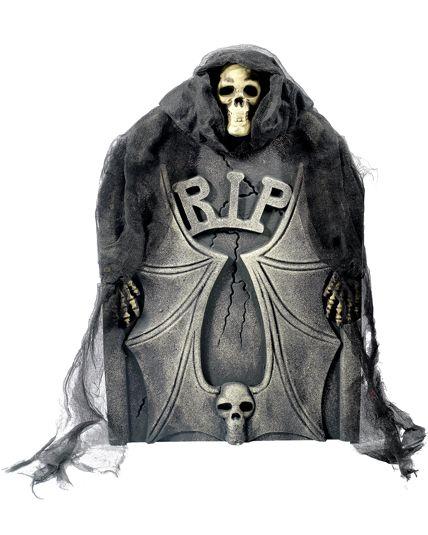 Pierre tombale envout e d corations halloween le - Pierre tombale halloween ...