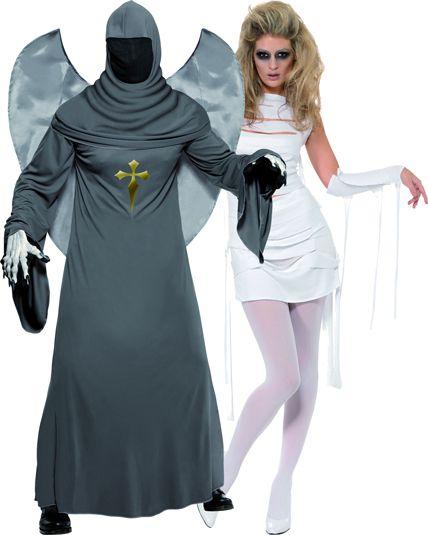 couple halloween terrifiant deguisement adulte en couple. Black Bedroom Furniture Sets. Home Design Ideas