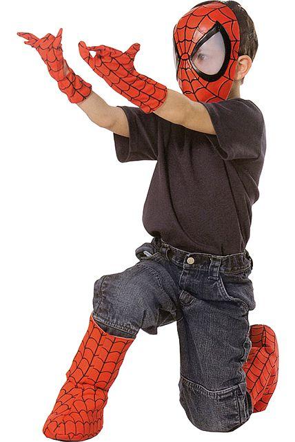 set spiderman deguisement enfant h ros le