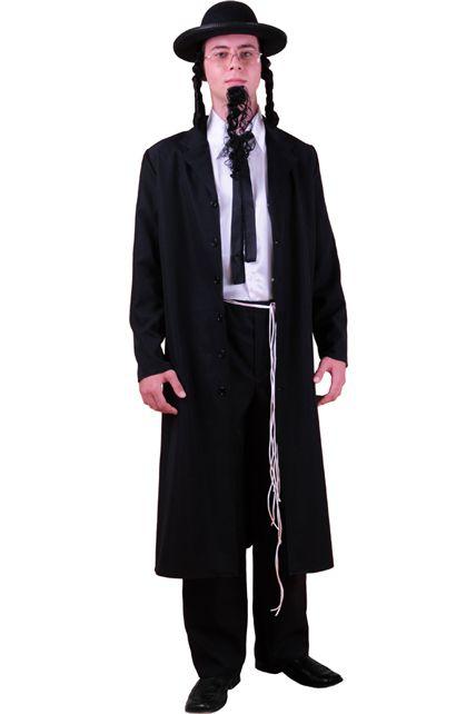 deguisement rabbi david deguisement adulte homme le. Black Bedroom Furniture Sets. Home Design Ideas