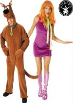 Deguisement Couple Scoobydoo