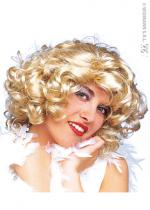 Deguisement Perruque Marylin Blonde