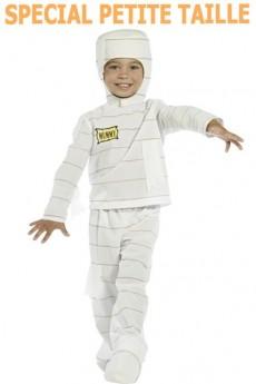 mini monster momie deguisement enfant halloween enfants le. Black Bedroom Furniture Sets. Home Design Ideas