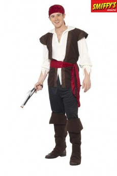 Un Déguisement De Pirate costume