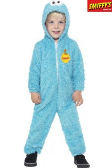 Déguisement Enfant Cookie Monster costume