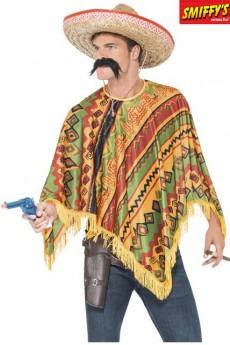 Kit Poncho costume