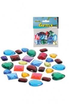 Sachet de fausses pierres pr cieuses d cors accessoires le - Fausse pierre precieuse ...