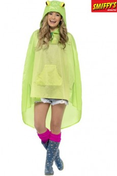 Party Poncho Grenouille costume
