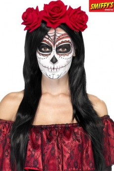 Serre Tête Day Of The Dead accessoire