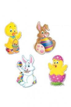 D cor lapin ou canard de paques 35 cm d corations d cors accessoires le - Canard decoration accessoire ...