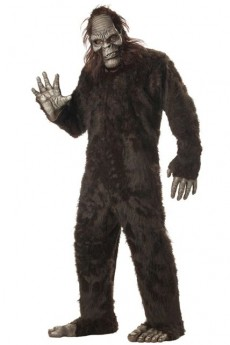 Déguisement Bigfoot costume