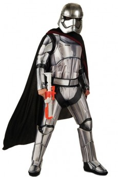 Déguisement Luxe Captain Phasma costume