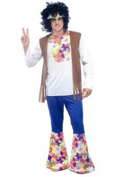 D guisement homme hippy d guisement adulte homme le - Deguisement rebelle adulte ...