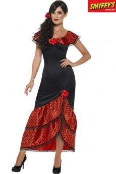 Déguisement Senorita Flamenco costume