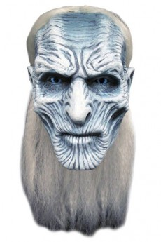 Masque Latex White Walker Game Of Thrones accessoire