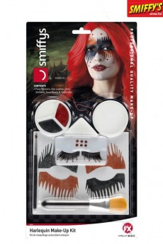 Kit Maquillage Arlequin accessoire