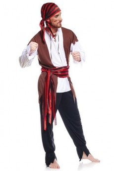 Déguisement Homme Pirate costume