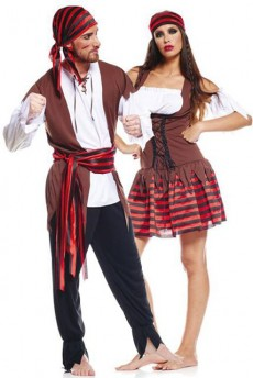 Déguisement Pirate Et Piratesse costume