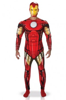 Déguisement Luxe Iron Man costume