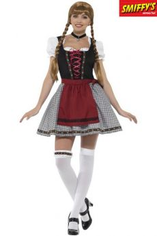 Déguisement Bavaroise Flirty Fraulein costume