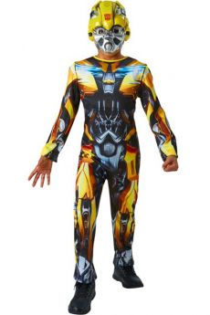 Déguisement Enfant Bumble Bee Transformers 5 costume